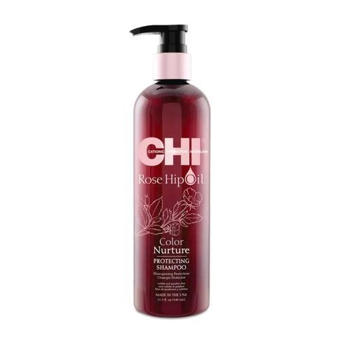 CHI ROSE HIP OIL Szampon 340ml