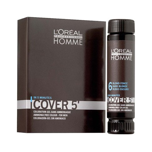 LOREAL HOMME Cover 5'