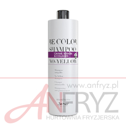 BE HAIR Szampon NO YELLOW 500ml